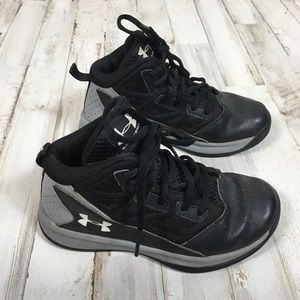 Under Armour High Top Basketball Sneakers Shoes 13